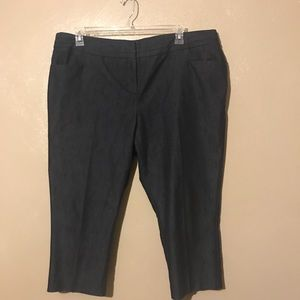 Worthington Jean capris size 20W